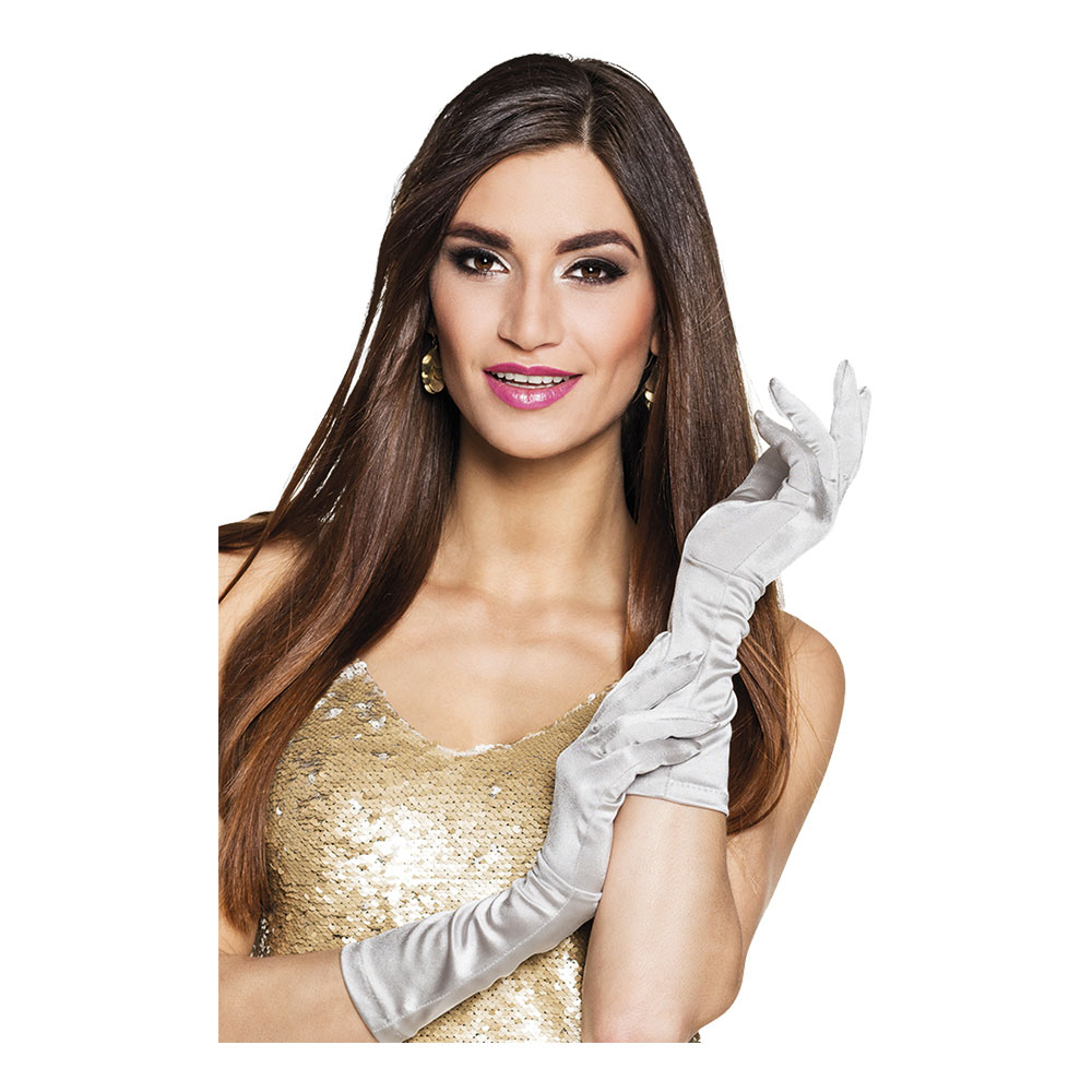 Handskar Monte Carlo Silver - One size