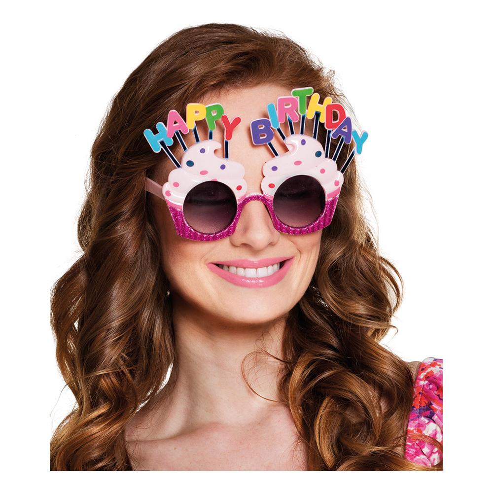 Happy Birthday Glasögon