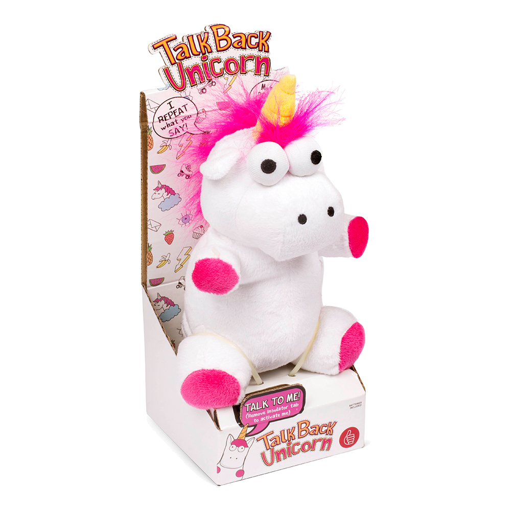 Talk Back Unicorn
