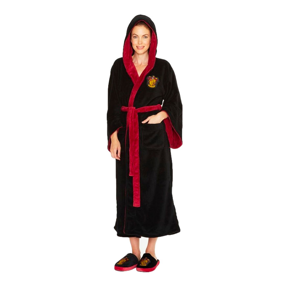 Harry Potter Gryffindor Dam Morgonrock - One size