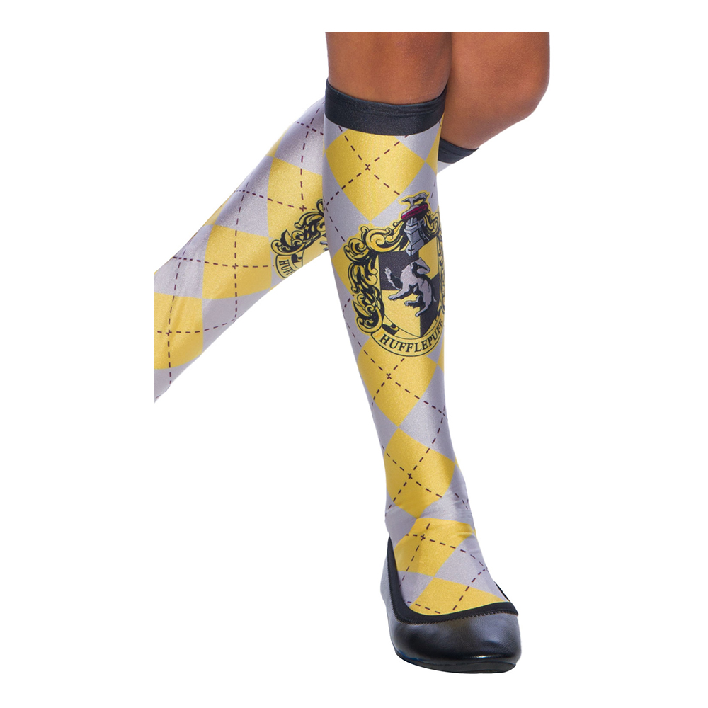 Harry Potter Hufflepuff Strumpor för Barn - One size