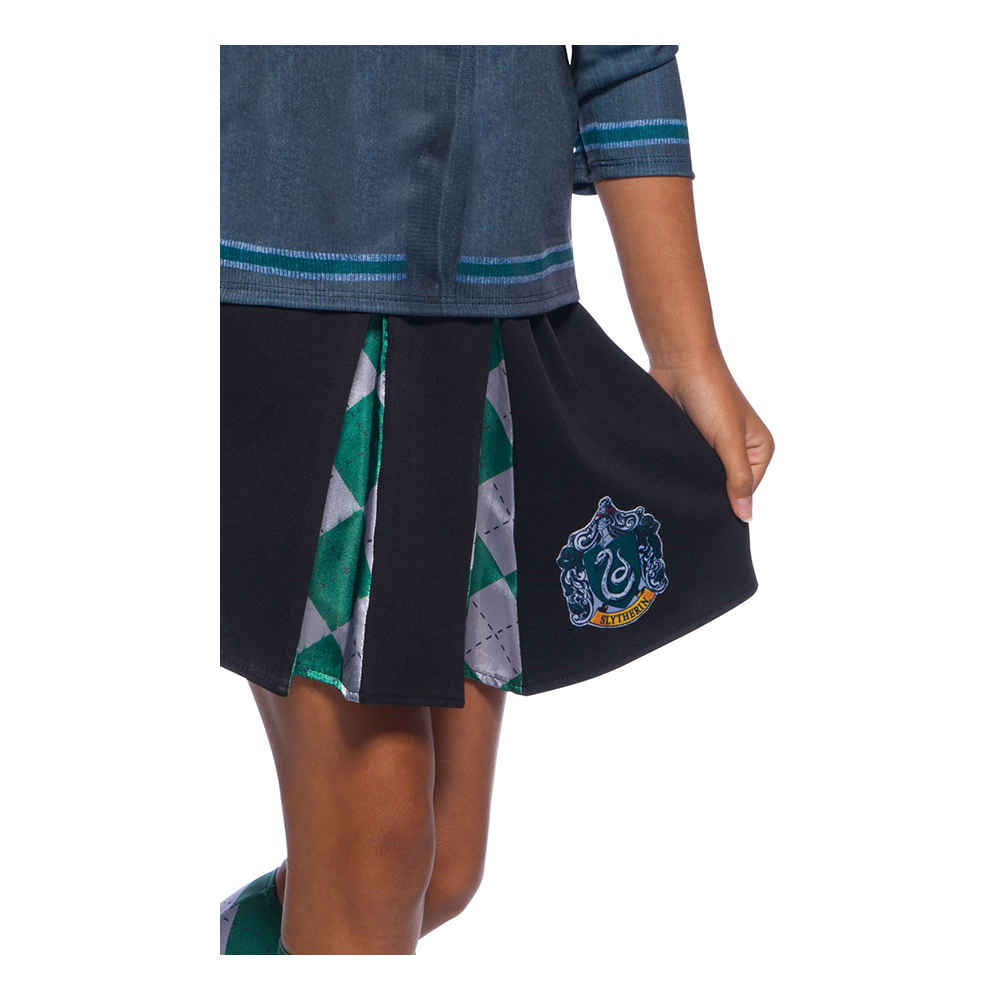 Harry Potter Slytherin Kjol för Barn - One size