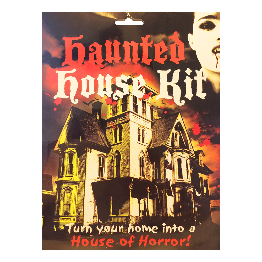 Haunted House Kit