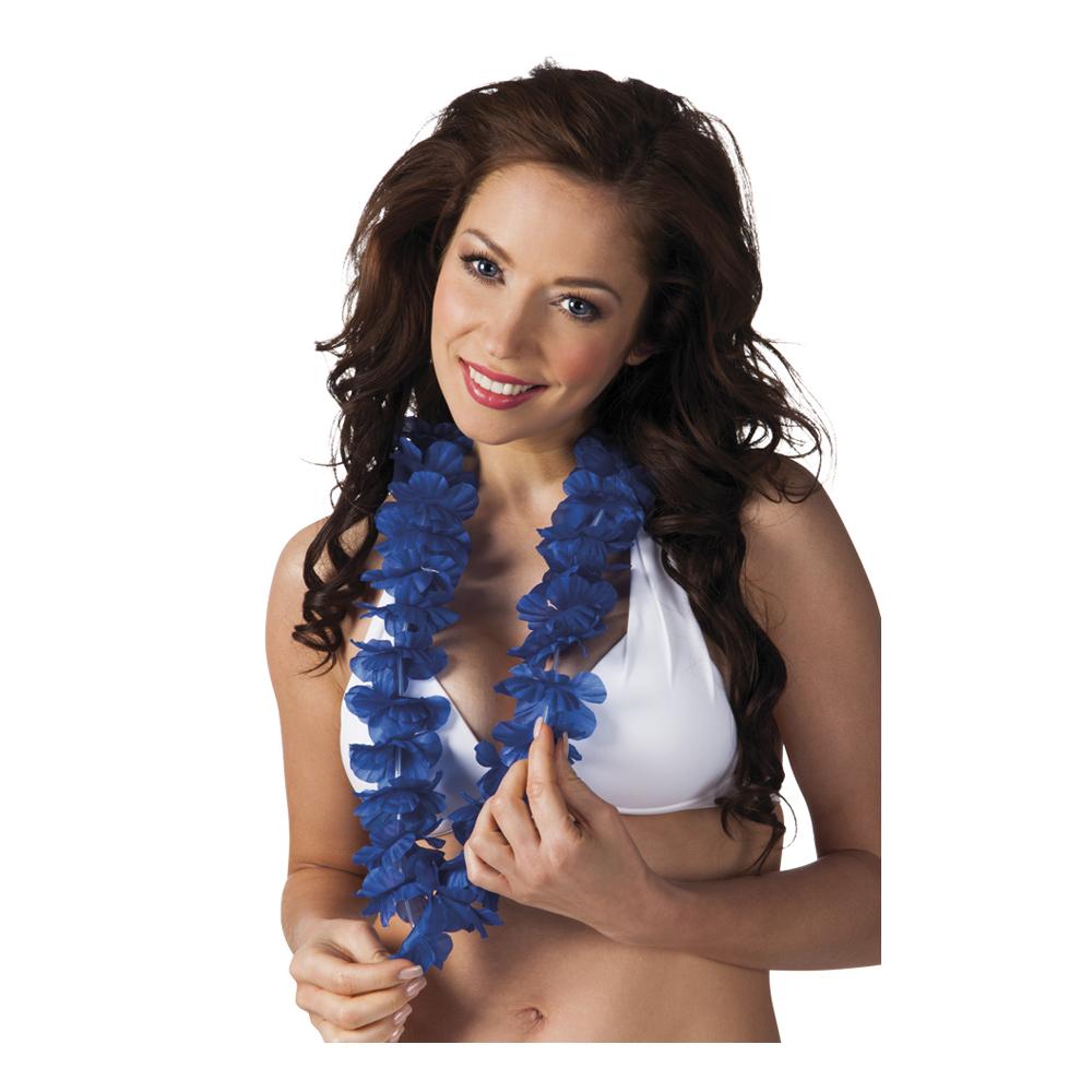 Hawaiikrans Mörkblå