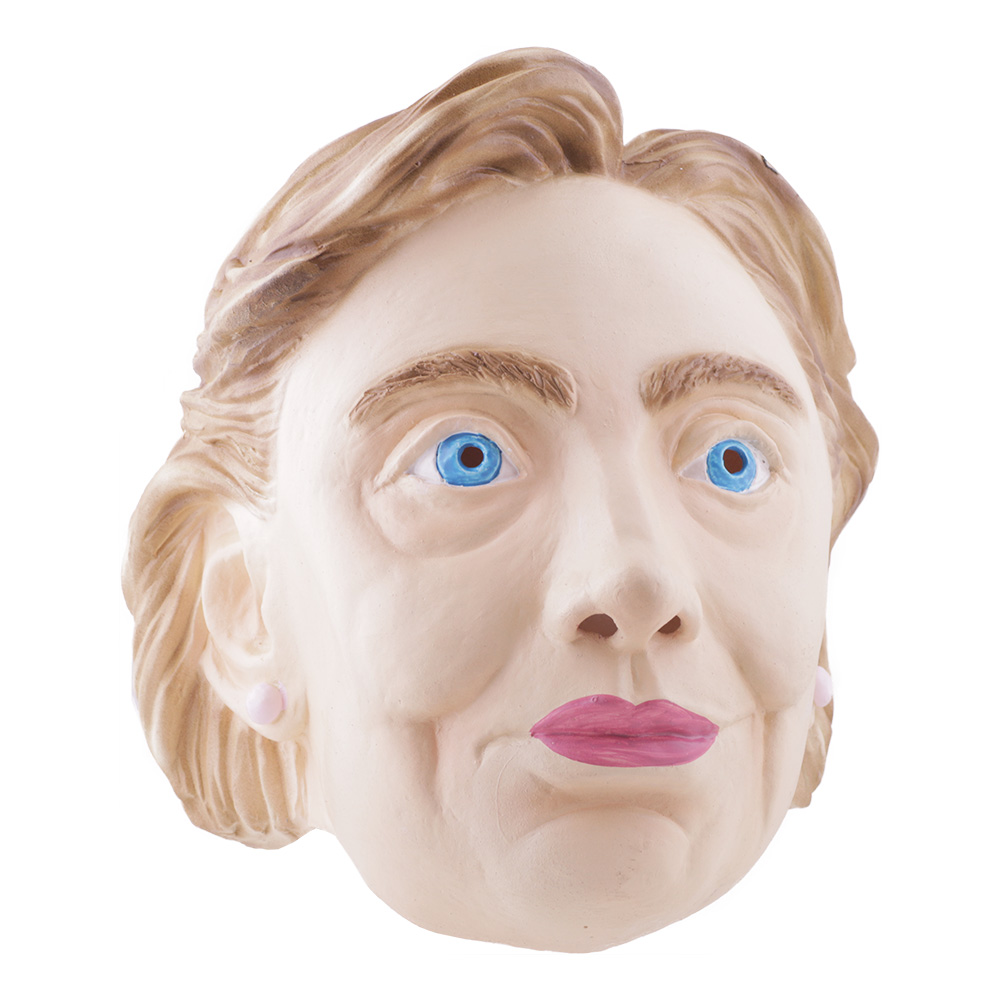 Hillary Clinton Mask - One size