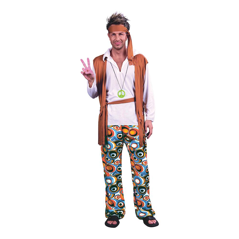 Hippie Maskeraddräkt - One size