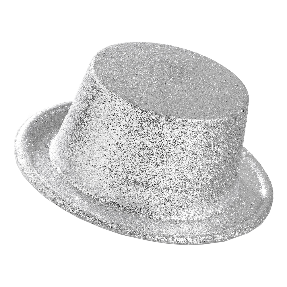Höghatt Glitter Silver - One size