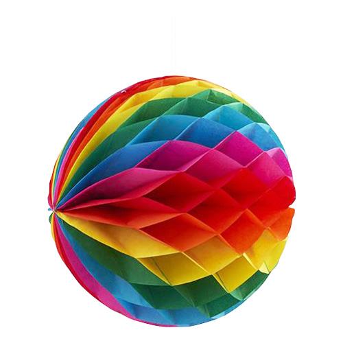 Honeycomb Regnbågsfärgad