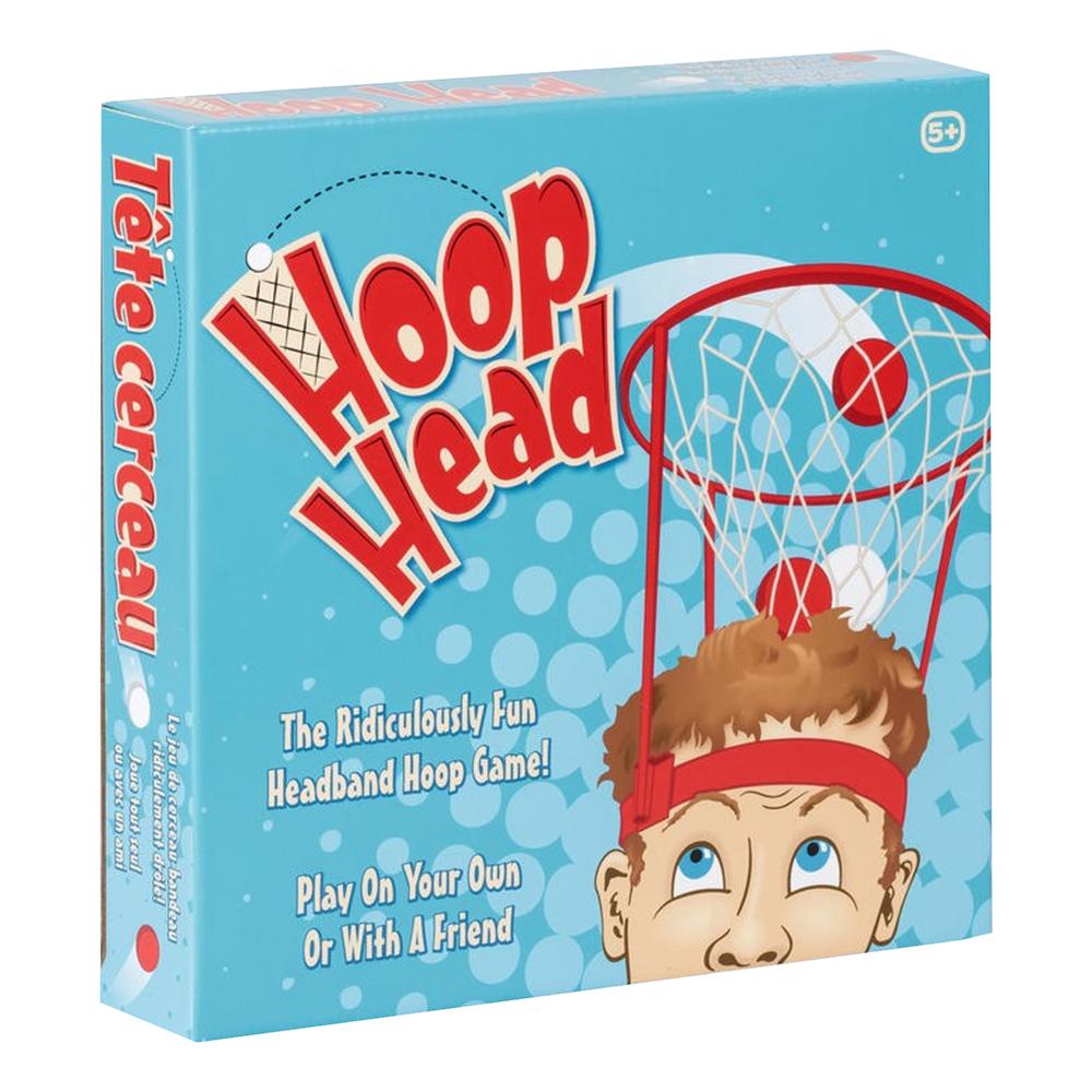 Hoop Head Basketspel