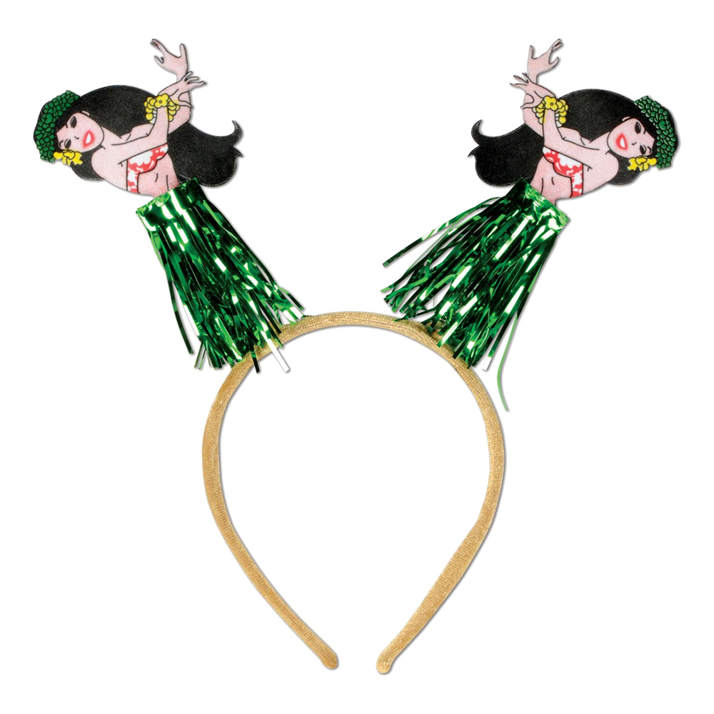 Hula Girl Boppers - One size
