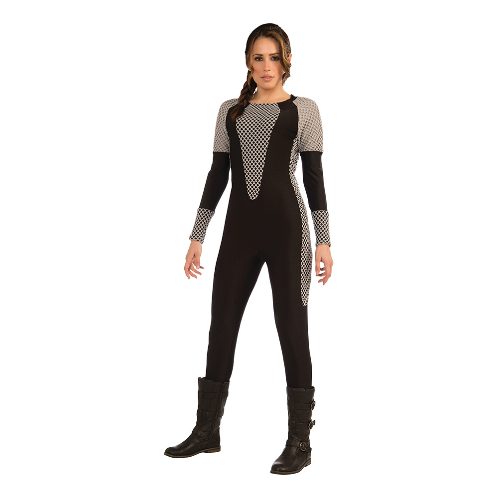 Hunger Games Jumpsuit Maskeraddräkt - One size