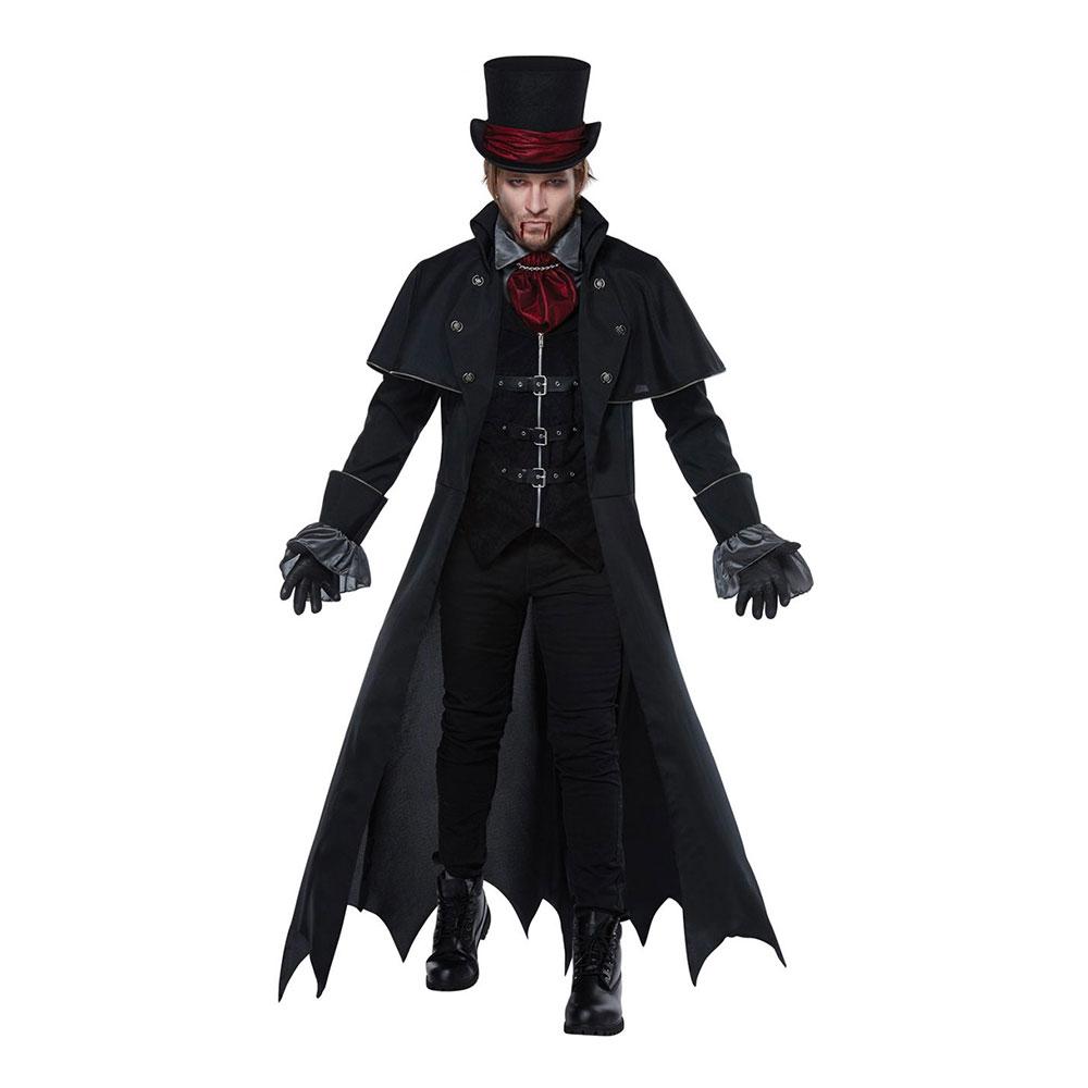 Hungrig Vampyr Maskeraddräkt - Medium