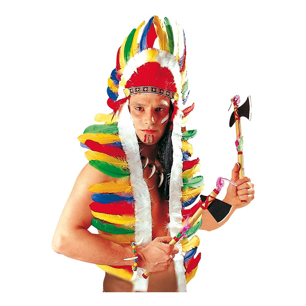 Indianskrud Flerfärgad - One size