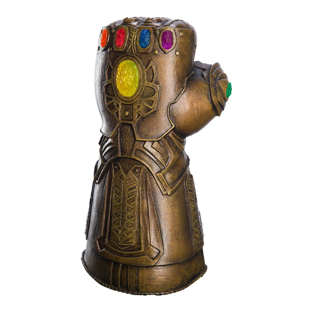 Infinity War Thanos Handske Deluxe - One size