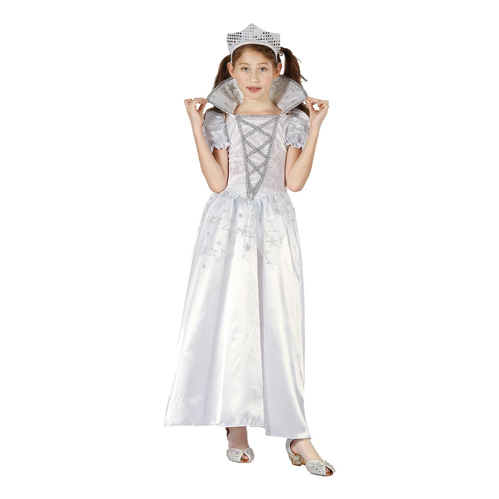 Isprinsessa Barn Maskeraddräkt - Medium