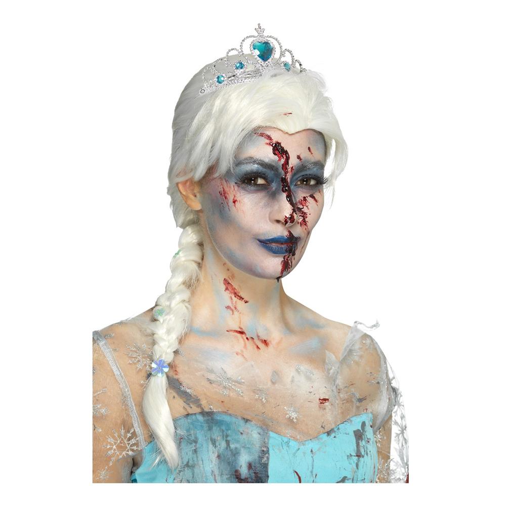 Isprinsessa Zombie Peruk - One size