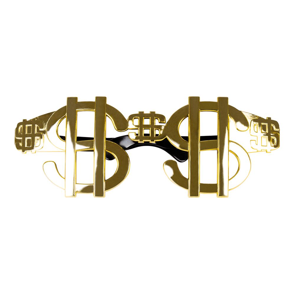 Jätteglasögon Dollar