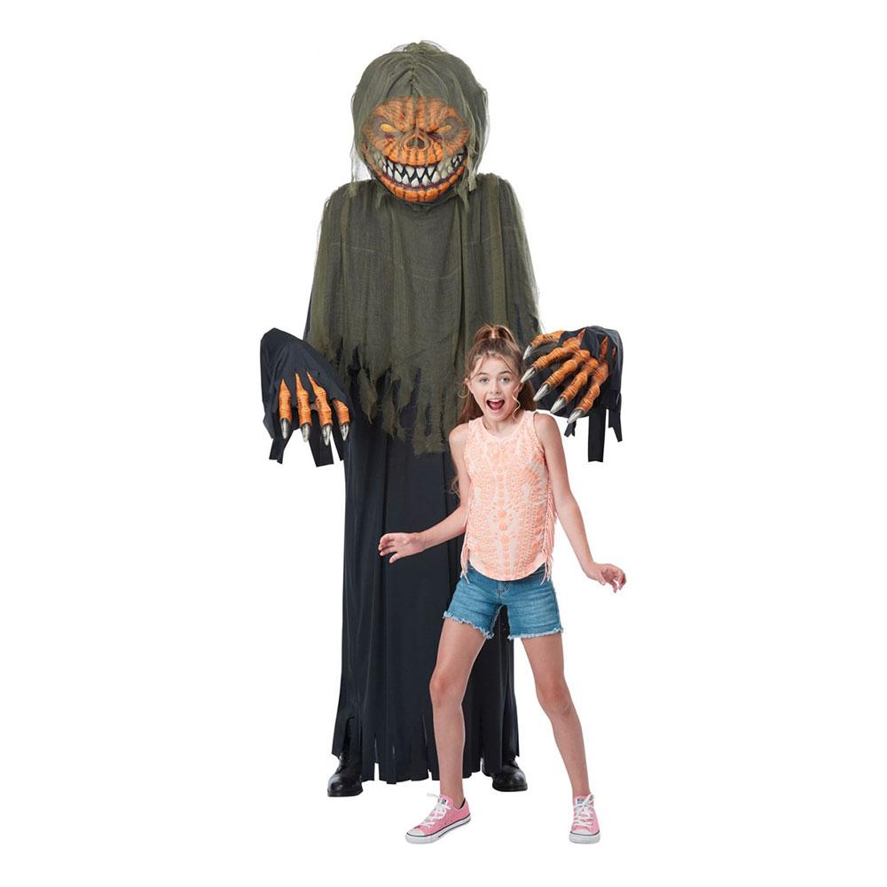 Jättepumpa Halloween Maskeraddräkt - One size