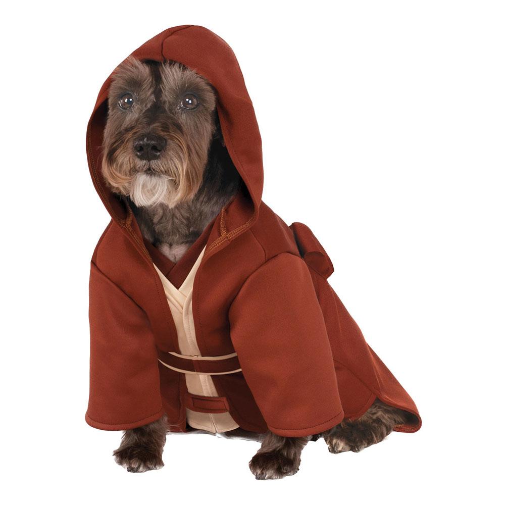 Jedi hund Maskeraddräkt - Small