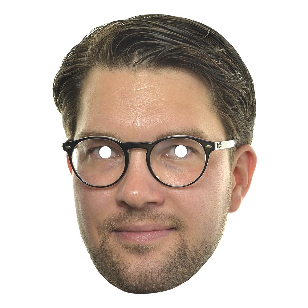 Jimmie Åkesson Pappmask