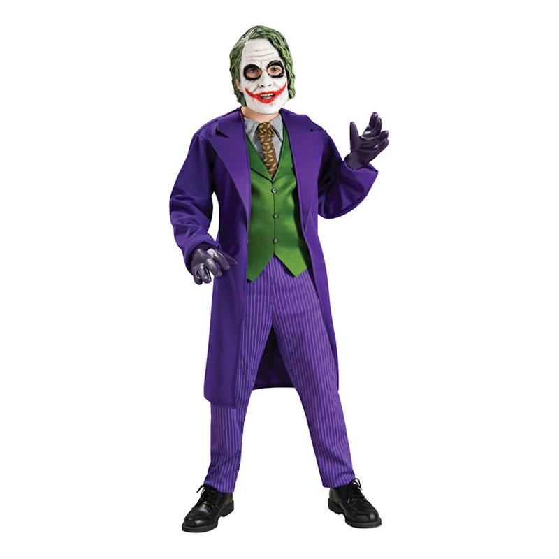 Jokern Deluxe Barn Maskeraddräkt - Small