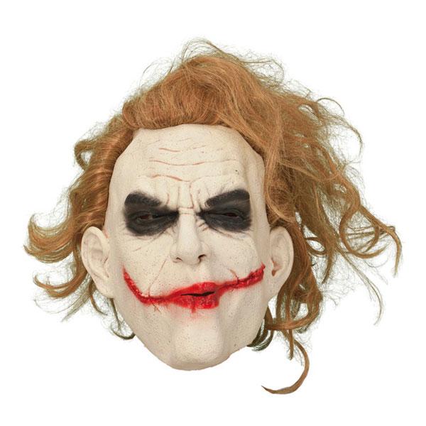 Jokern med Hår Mask - One size