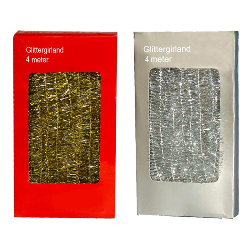 Julgransglitter - Guld