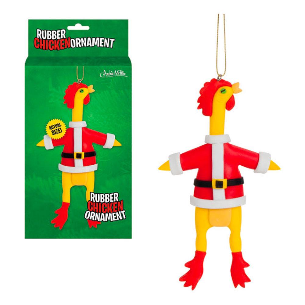 Julgranspynt Kyckling
