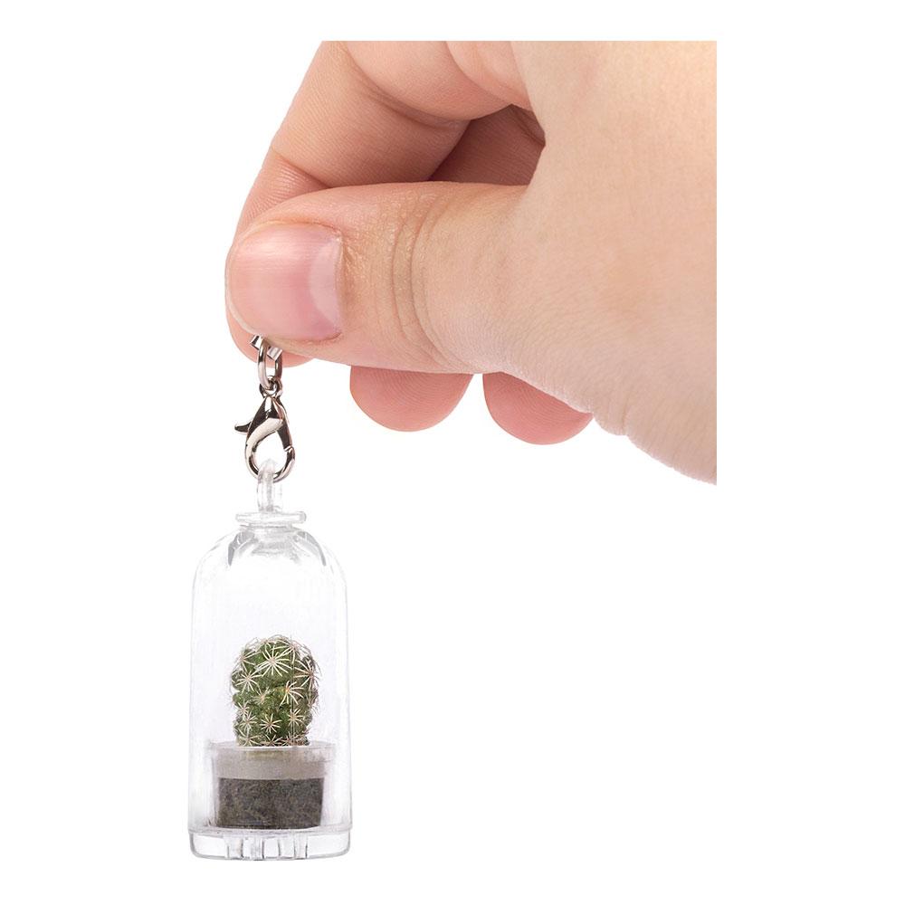 Kaktus Nyckelring