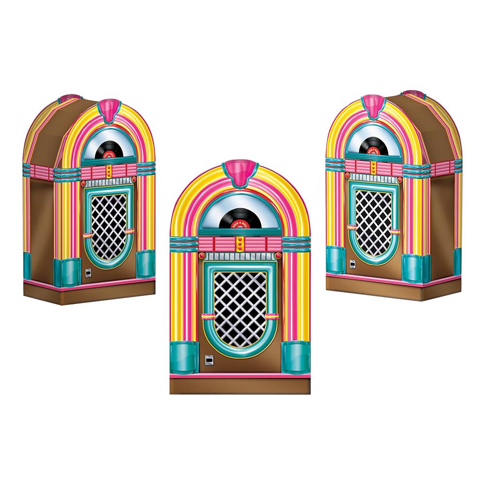 Kalasboxar Jukebox - 3-pack