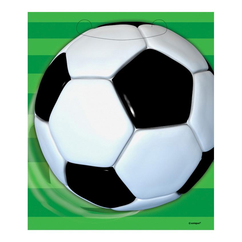 Kalaspåsar Fotboll - 8-pack
