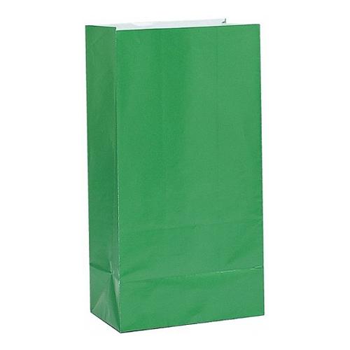 Kalaspåsar Grön - 12-pack