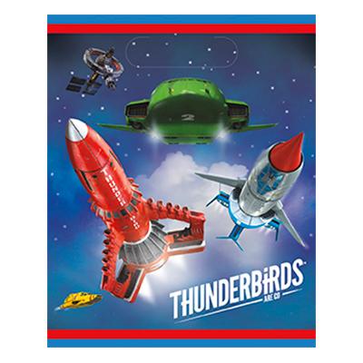 Kalaspåsar Thunderbirds - 8-pack