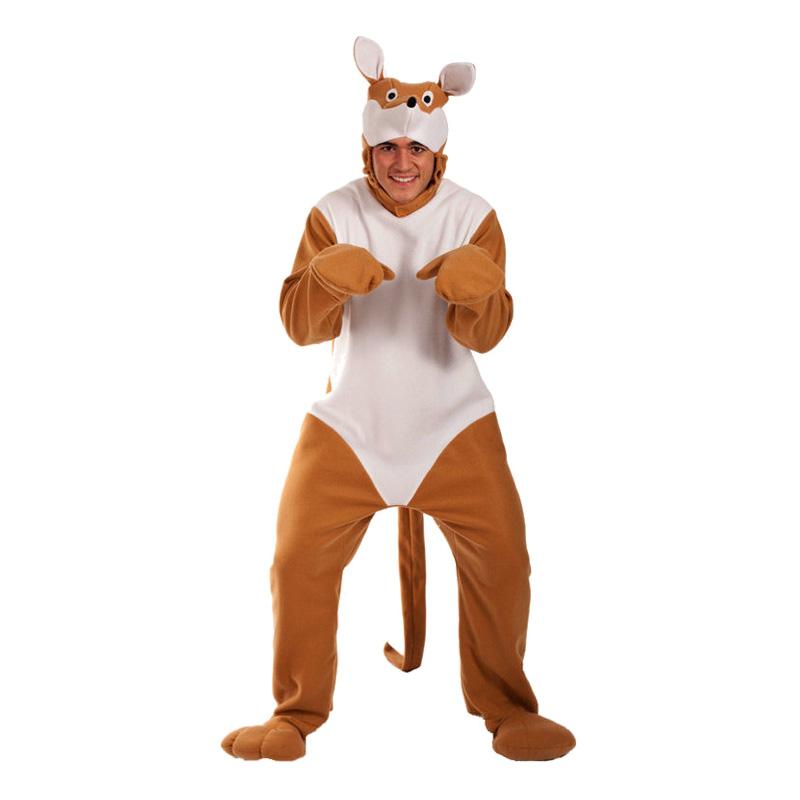 Känguru Maskeraddräkt - One size