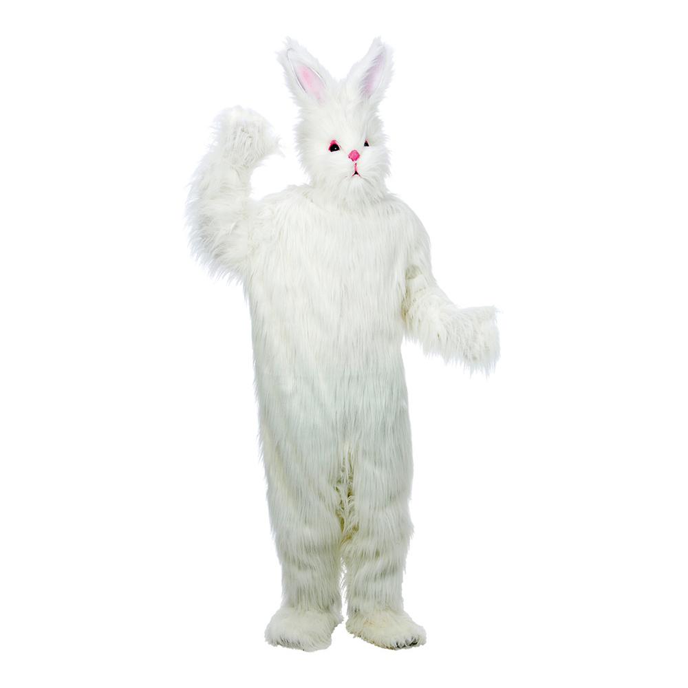 Kanin Deluxe Maskeraddräkt - One size