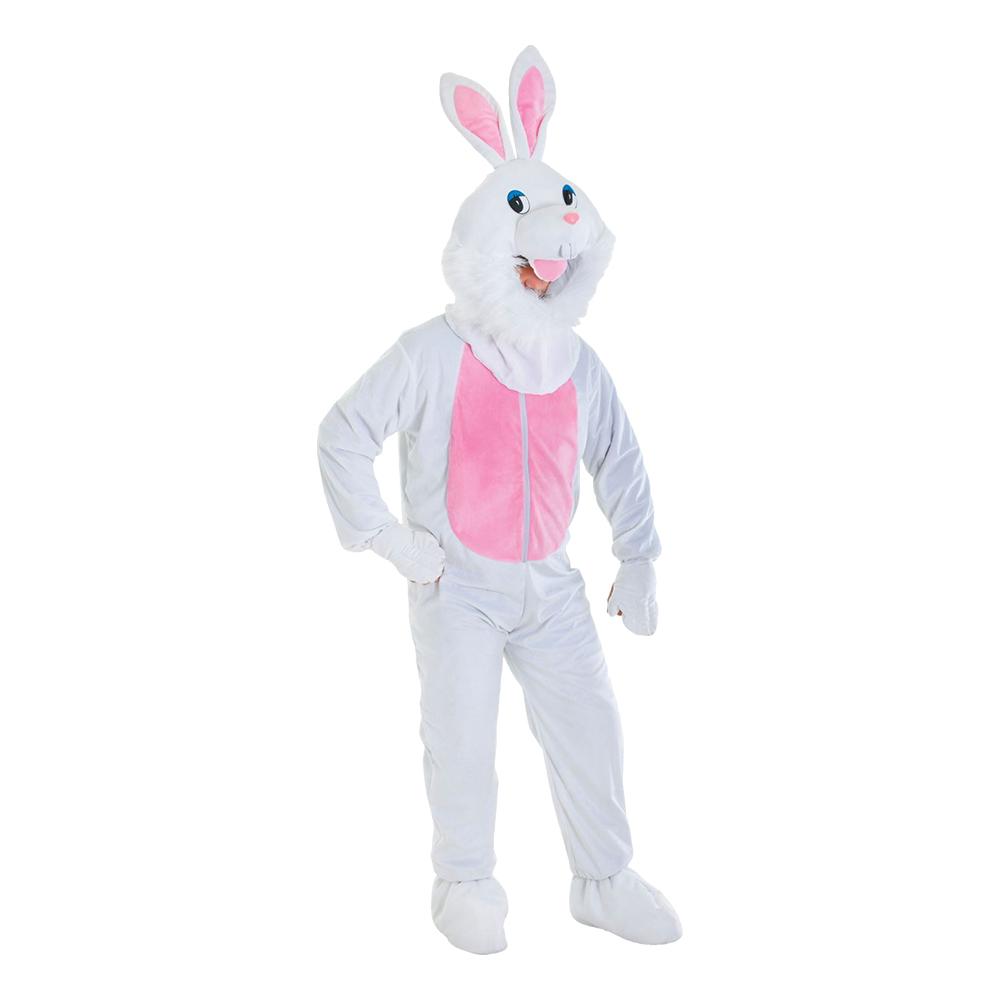 Kanin med Stort Huvud Maskeraddräkt - One size