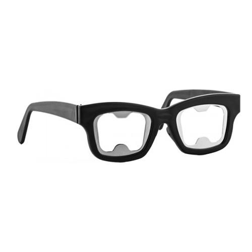 Kapsylöppnare Glasögon - Svart
