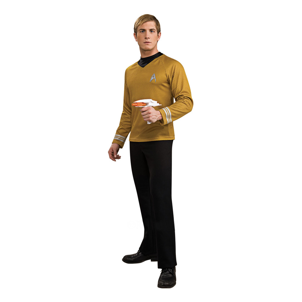 Star Trek Captain Kirk Deluxe Tröja - Small