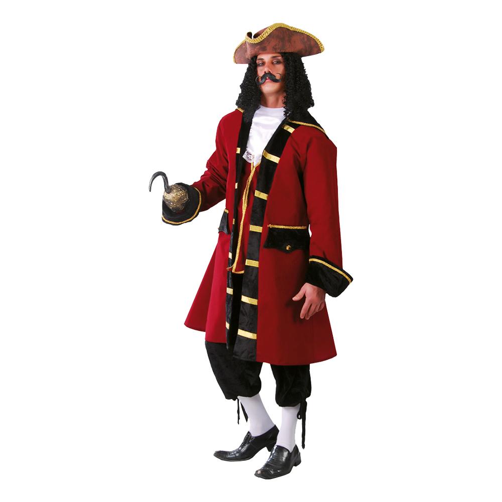 Kapten Morgan Maskeraddräkt - Large