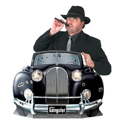 cddc731630e2 Köp Gangster billigt. Maskeraddräkt, maskeradkläder.