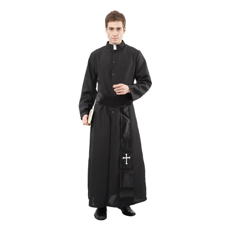 Katolsk Präst Maskeraddräkt - One size