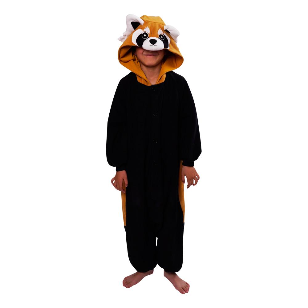 Kattbjörn Barn Kigurumi - Medium