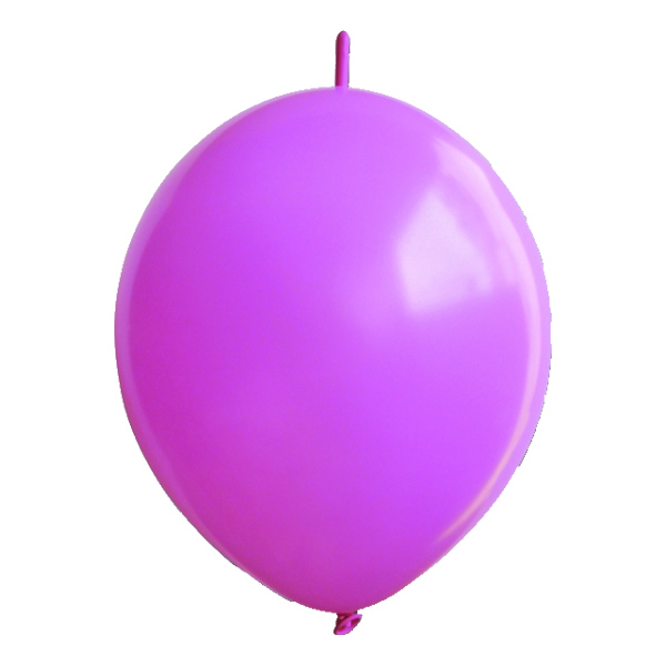 Kedjeballonger Rosa - 10-pack