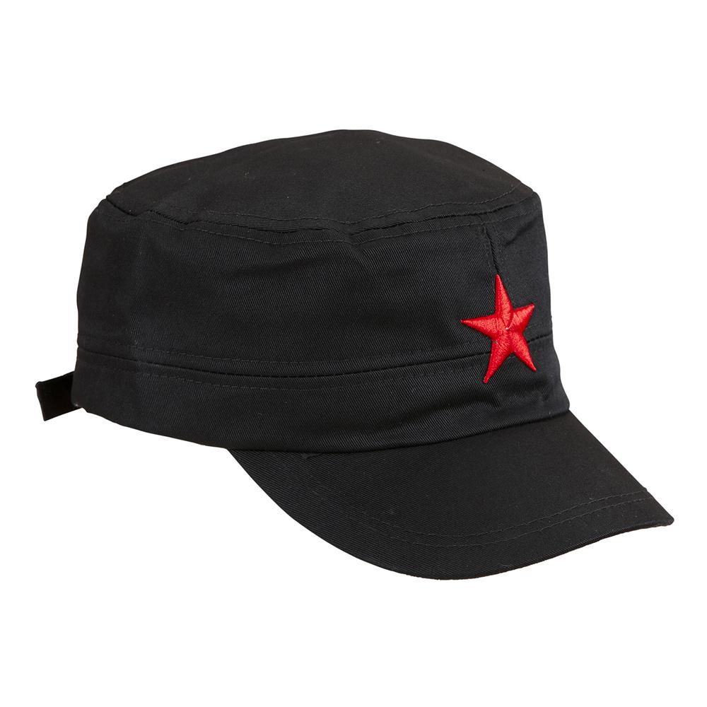 Keps med Röd Stjärna