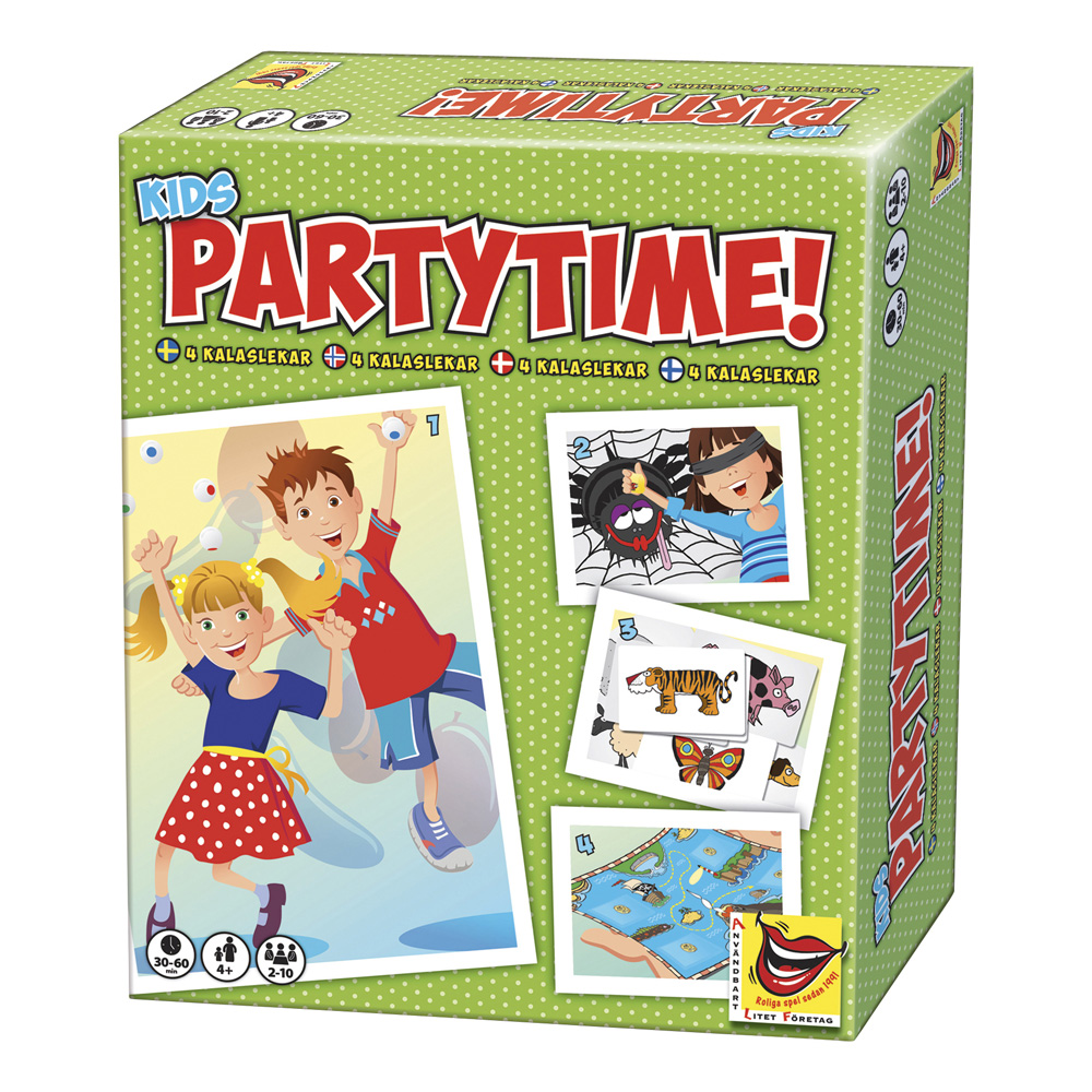 Kids Partytime