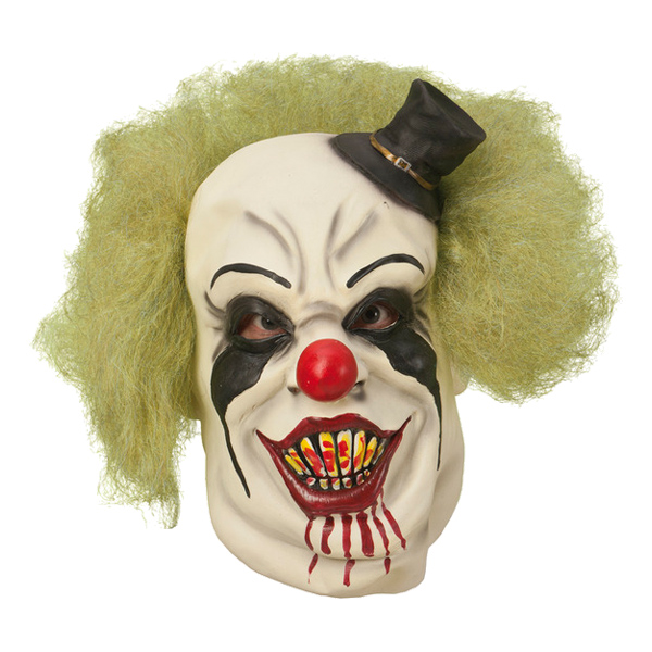 Killer Clown Mask - One size