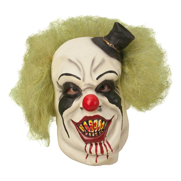 Killer Clown Mask - One size