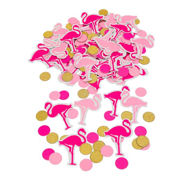 Konfetti Flamingo