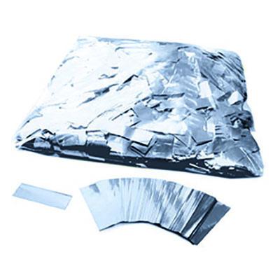 Konfetti Metallic Silver - 1 kg