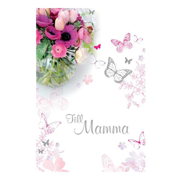 Kort Mors Dag Till Mamma